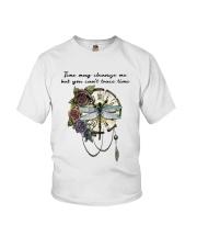Time May Change Me Youth T-Shirt thumbnail