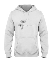 The Answer My Friend Is Blowin' In The Wind Hooded Sweatshirt thumbnail