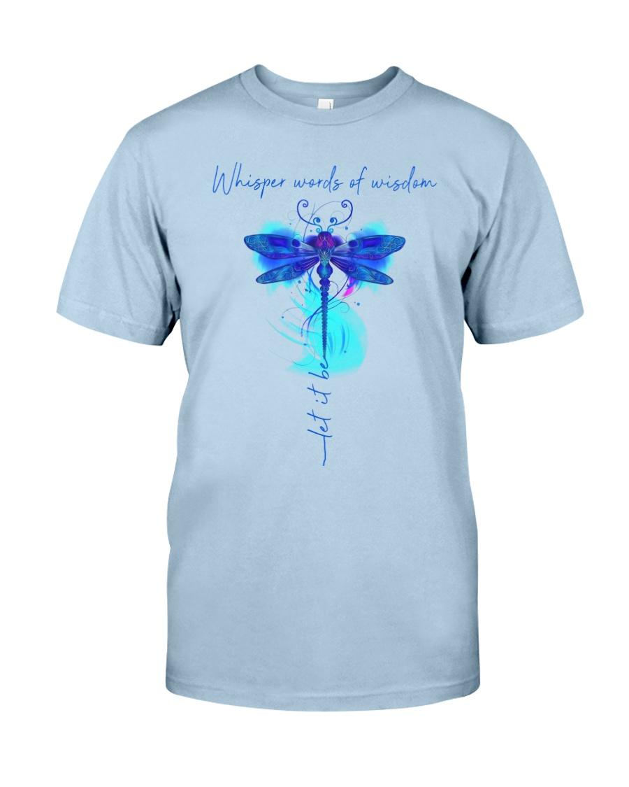 Whisper Words Of Wisdom Classic T-Shirt showcase