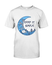Keep It Simple Classic T-Shirt front