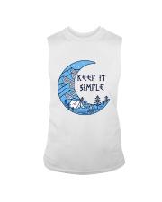 Keep It Simple Sleeveless Tee thumbnail