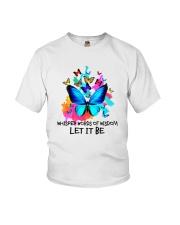 Whisper Words Of Wisdom Youth T-Shirt thumbnail
