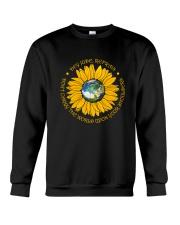 Dont Carry The World Crewneck Sweatshirt thumbnail