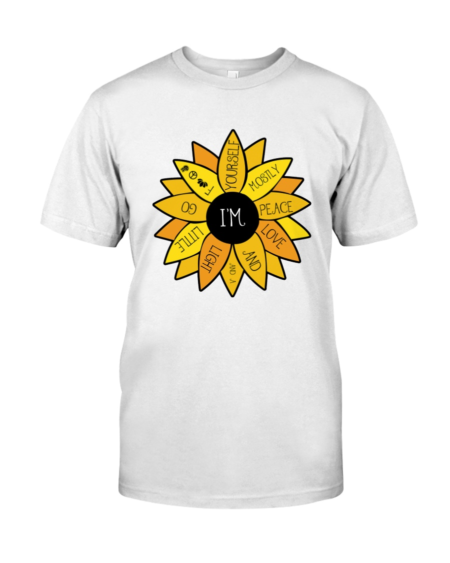 Peace Love Yourself Classic T-Shirt