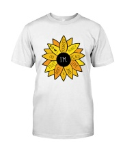 Peace Love Yourself Classic T-Shirt front