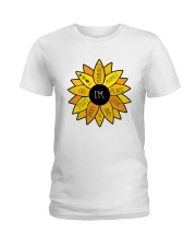 Peace Love Yourself Ladies T-Shirt thumbnail