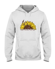 Here Comes The Sun Hooded Sweatshirt tile