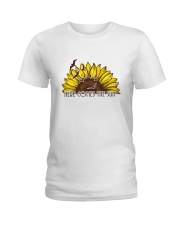 Here Comes The Sun Ladies T-Shirt tile
