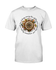 You Belong Among The Wildflowers Classic T-Shirt tile