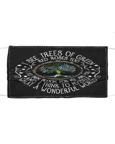 A Wonderful World I See Tree2 black