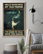 Hello Darkness 11x17 Poster lifestyle-poster-1