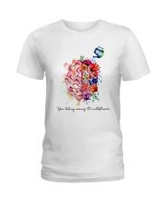 You Belong Among The Wildflowers Ladies T-Shirt thumbnail