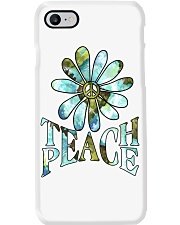 Teach Peace Phone Case thumbnail