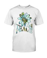 Teach Peace Classic T-Shirt thumbnail