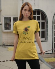 I'm A Sunflower Classic T-Shirt apparel-classic-tshirt-lifestyle-19