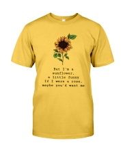 I'm A Sunflower Classic T-Shirt front