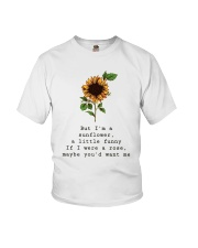 I'm A Sunflower Youth T-Shirt thumbnail