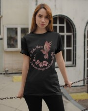 Take These Broken Wings Classic T-Shirt apparel-classic-tshirt-lifestyle-19