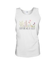 Everything Will Be Alright Unisex Tank thumbnail