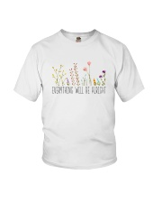 Everything Will Be Alright Youth T-Shirt thumbnail