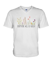 Everything Will Be Alright V-Neck T-Shirt thumbnail