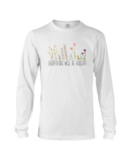 Everything Will Be Alright Long Sleeve Tee thumbnail
