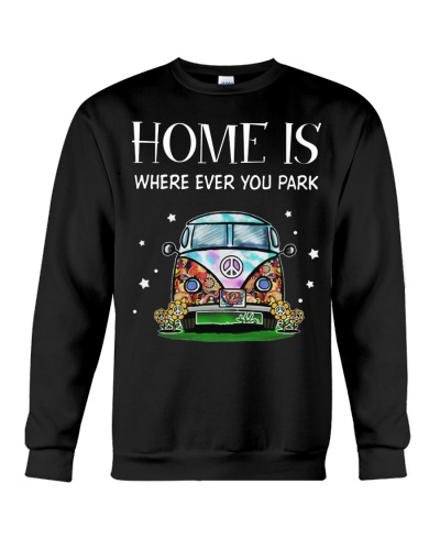 Home is Where Ever You Park