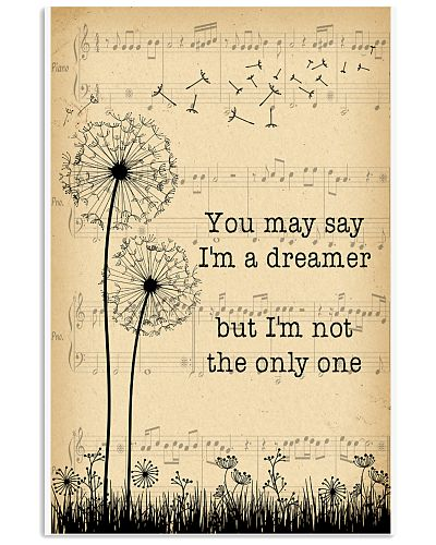 You May Say I Am A Dreamer 1