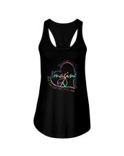 You May Say I Am A Dreamer Ladies Flowy Tank thumbnail