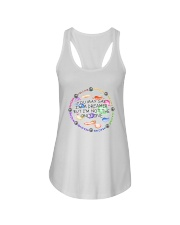 You May Say I'm A Dreamer Ladies Flowy Tank tile