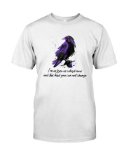I Am As Freedom As A Bird 10 Classic T-Shirt tile
