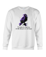 I Am As Freedom As A Bird 10 Crewneck Sweatshirt thumbnail