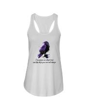 I Am As Freedom As A Bird 10 Ladies Flowy Tank thumbnail