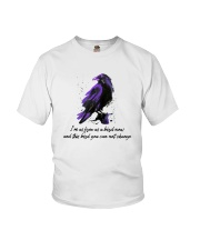 I Am As Freedom As A Bird 10 Youth T-Shirt thumbnail