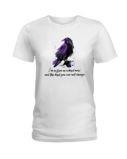 I Am As Freedom As A Bird 10 Ladies T-Shirt tile
