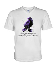 I Am As Freedom As A Bird 10 V-Neck T-Shirt thumbnail