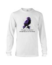 I Am As Freedom As A Bird 10 Long Sleeve Tee thumbnail