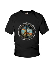 The Power Of Love Youth T-Shirt tile