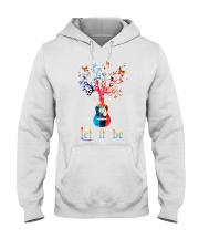 Let It Be Peace Hooded Sweatshirt thumbnail