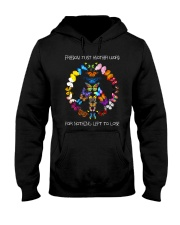 Freedom Just Another Word Hooded Sweatshirt thumbnail
