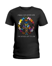 Freedom Just Another Word Ladies T-Shirt thumbnail