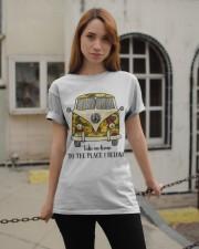 Take Me Home Classic T-Shirt apparel-classic-tshirt-lifestyle-19