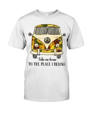 Take Me Home Classic T-Shirt front