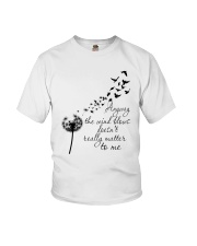 Anyway The Wind Blows Youth T-Shirt thumbnail