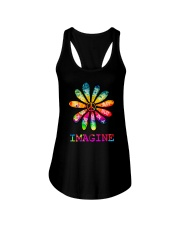 You May Say I'm A Dreamer Ladies Flowy Tank thumbnail