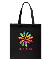You May Say I'm A Dreamer Tote Bag thumbnail