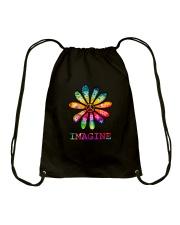 You May Say I'm A Dreamer Drawstring Bag tile