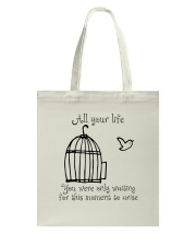 All Your Life Tote Bag thumbnail