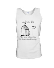 All Your Life Unisex Tank thumbnail