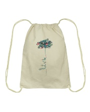 Let It Be Drawstring Bag thumbnail
